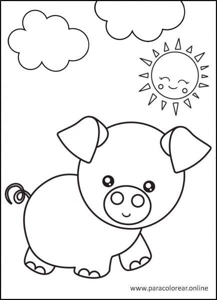 Animales-de-la-granja-para-colorear-5