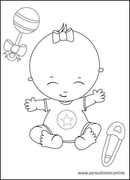 Bebés-para-colorear-1