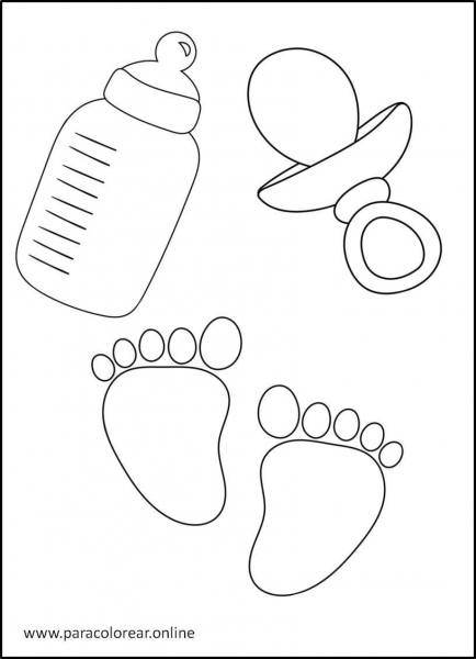 Bebés-para-colorear-2