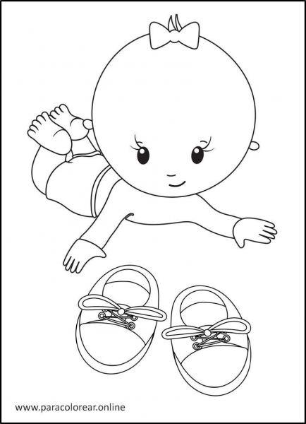 Bebés-para-colorear-8
