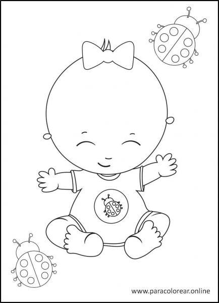 Bebés-para-colorear-9