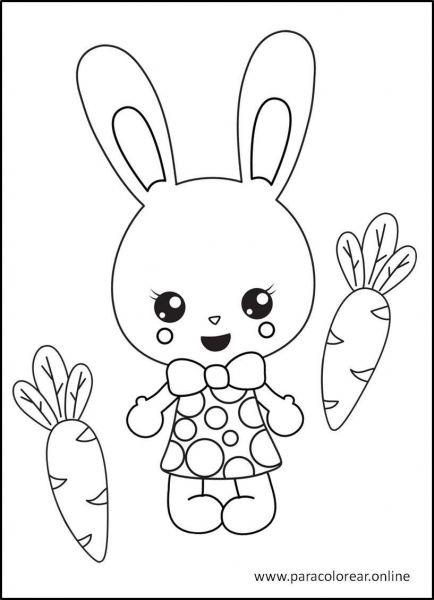 Conejos-para-colorear-5
