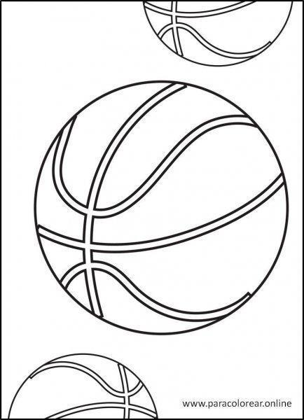 Deportes-para-Colorear-7