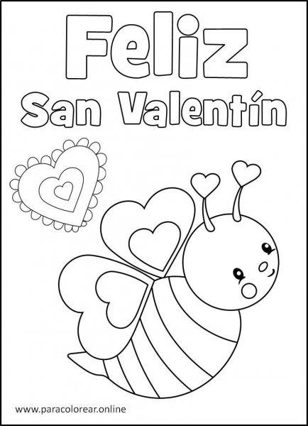 Día-de-San-Valentín-para-colorear-2