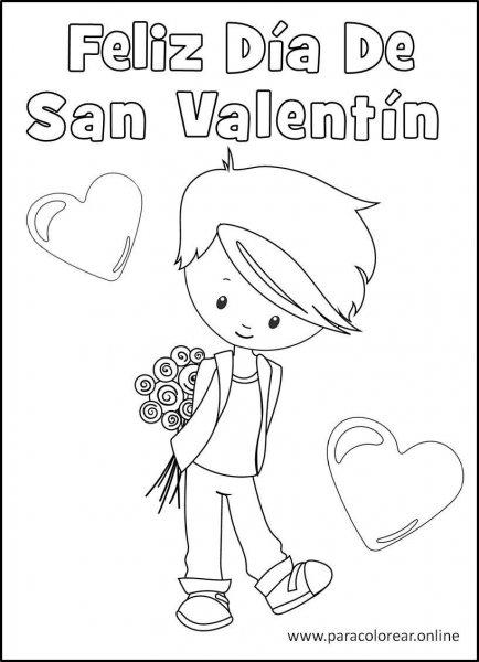 Día-de-San-Valentín-para-colorear-9