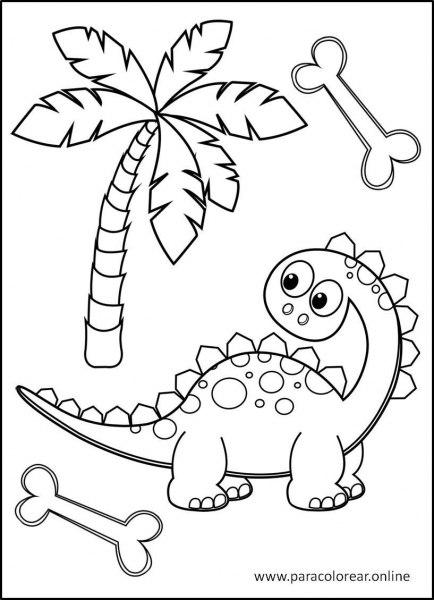 Dinosaurios-para-colorear-1