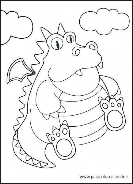 Dragones-para-colorear-3
