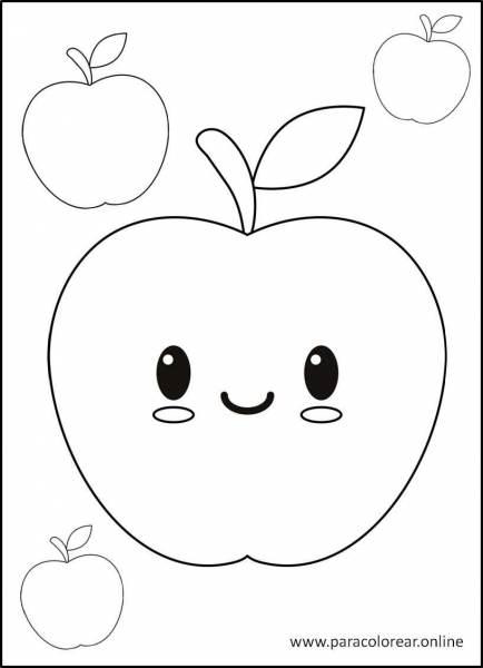 Frutas-para-colorear-1