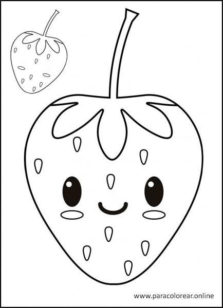 Frutas-para-colorear-9