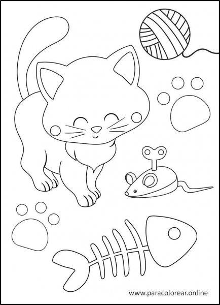 Gatos-para-colorear-7