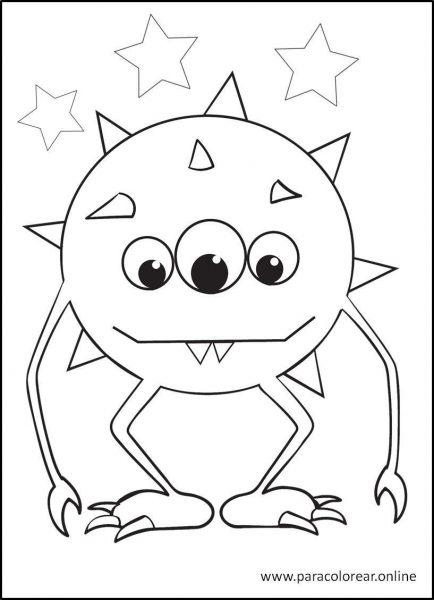 Monstruos-para-Colorear-3