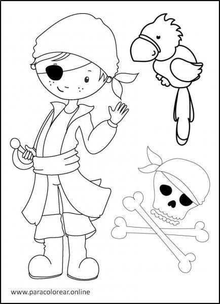 Piratas-para-Colorear-2