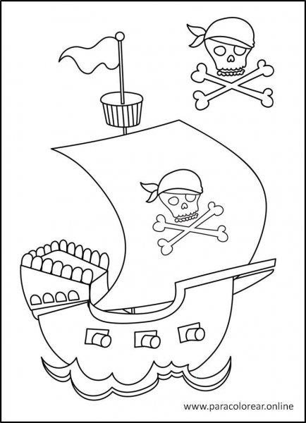 Piratas-para-Colorear-7