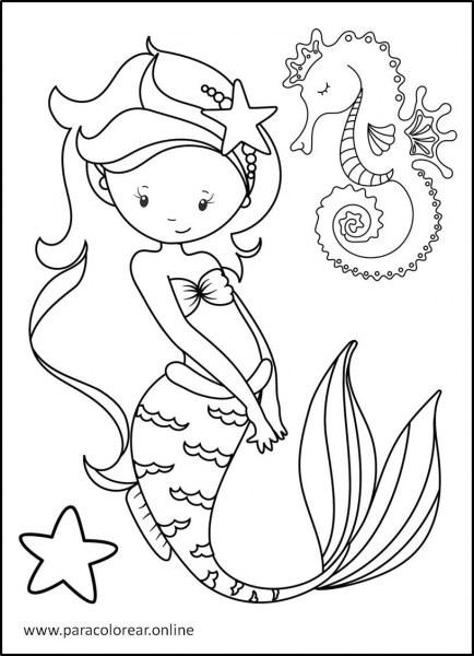 Sirenas-para-Colorear-10