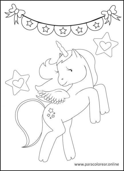 Unicornios-para-Colorear-3