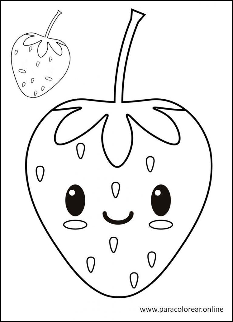 Los Mejores Dibujos De Verduras Para Colorear Imprimir Y Pintar