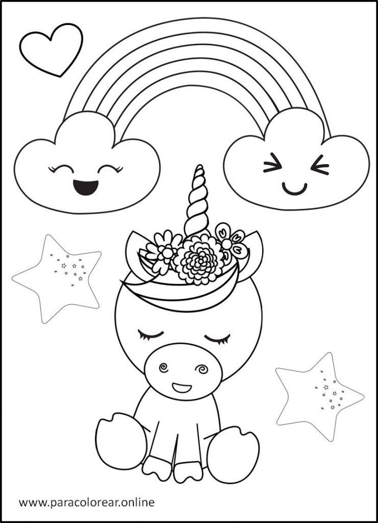 Los mejores Dibujos de Sirenas para Colorear Imprimir y ...